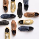 BOSS MENSWEAR DEBUTS SNEAKERS MADE FROM PINEAPPLE LEAF FIBERS
