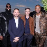 MR PORTER HOSTS ROOFTOP PARTY TO CELEBRATE ITS 'VIVE LA FRANCE' LAUNCH