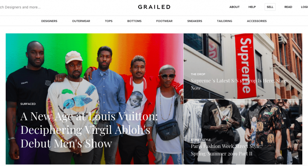 Grailed Lands 15 Million Investment
