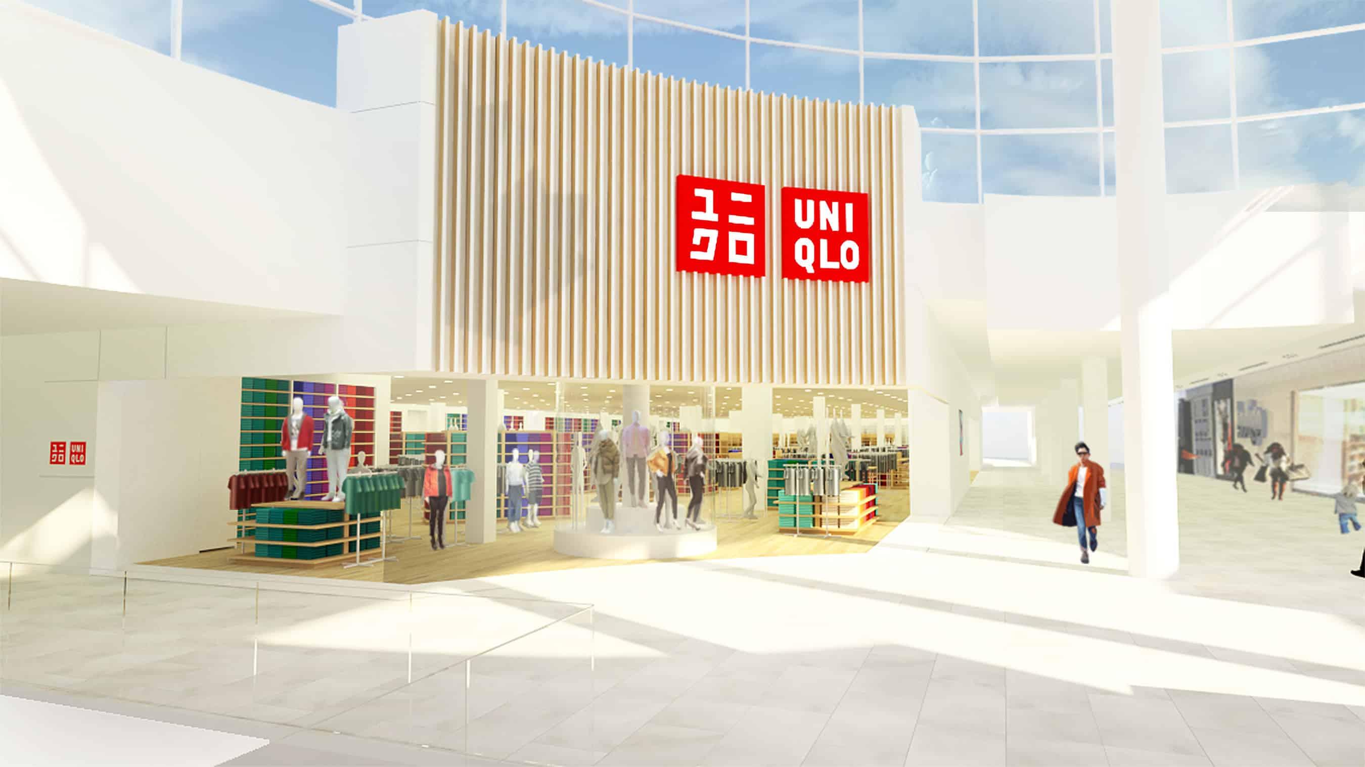 UNIQLO Canada-UNIQLO Canada Will Open Four New Stores in Fall 20