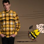 JCRT DEBUTS EXCLUSIVE 'PEANUTS' CAPSULE SHIRT COLLECTION