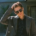 EXCLUSIVE: ACTOR AND 'HOLLYWOOD' AUTHOR KEEGAN ALLEN LOOSENS UP