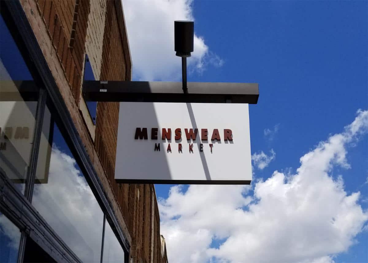 Menswear Market