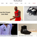 THE REALREAL RAISES $115 MILLION IN NEW FINANCING