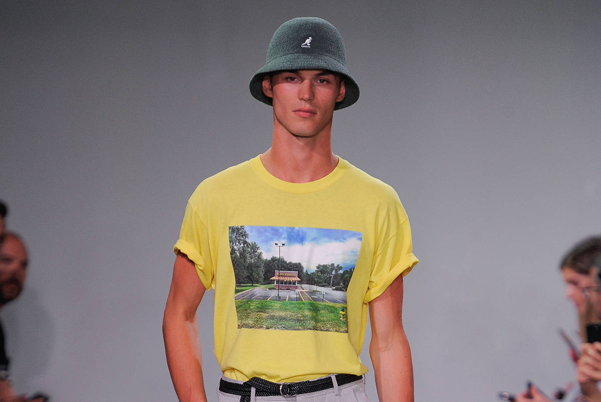 0fce2fd5aa7 TODD SNYDER TAKES A NOSTALGIC LOOK AT THE AMERICAN TOURIST FOR SPRING  19