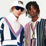 TOMMY HILFIGER REFERENCES A 'NEW NAUTICAL' THEME FOR HIS SPRING HILFIGER COLLECTION