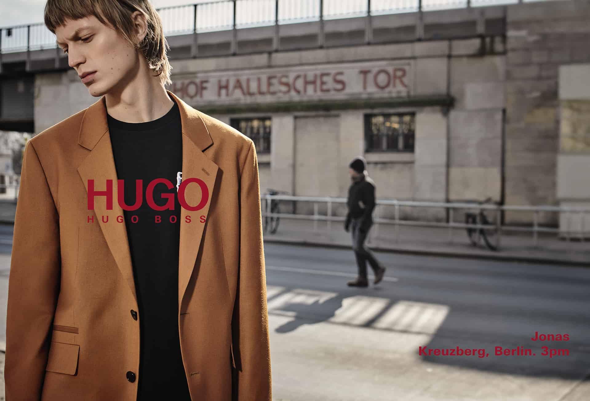 hugo boss new collection 2018