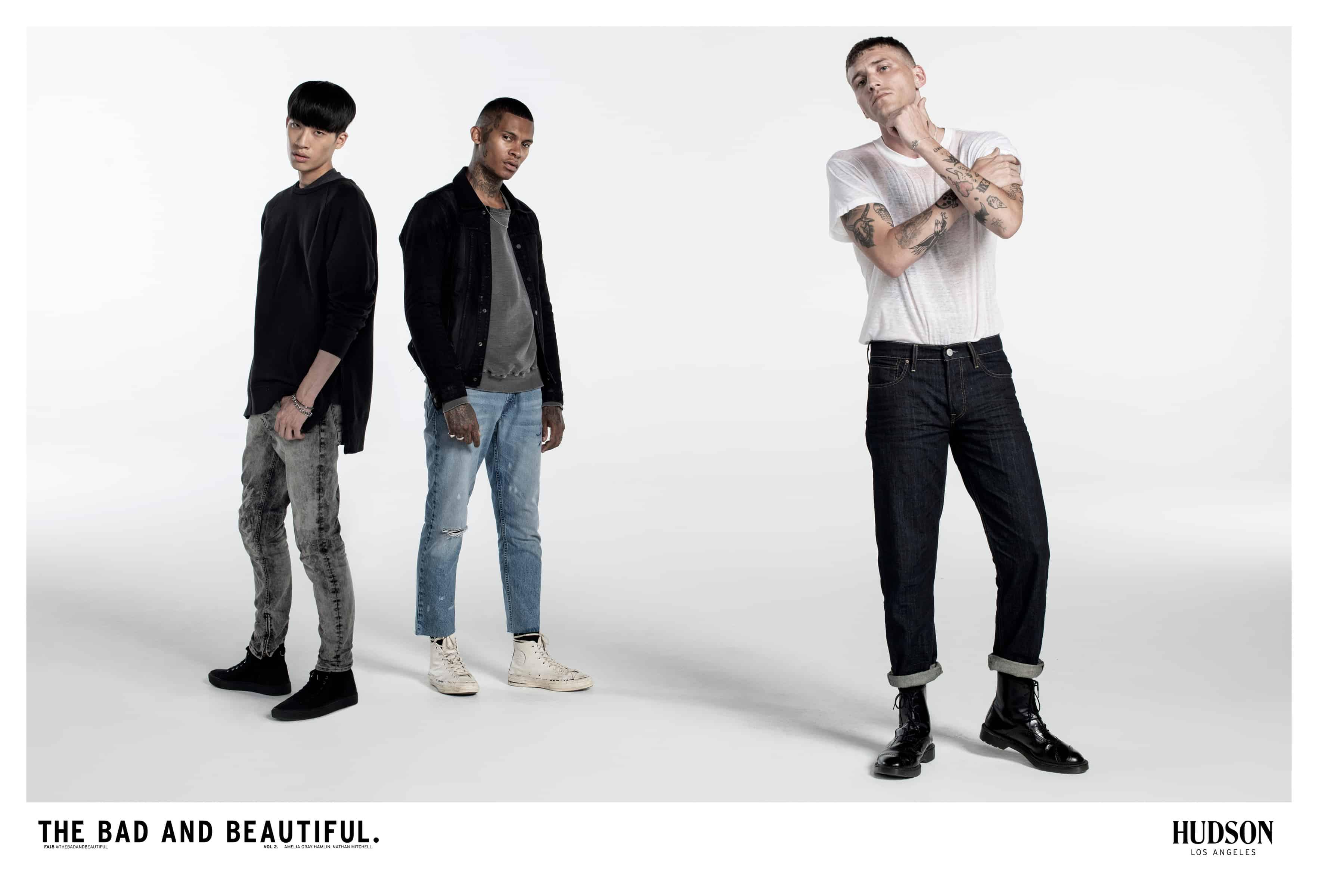 Hudson Jeans Fall 2018