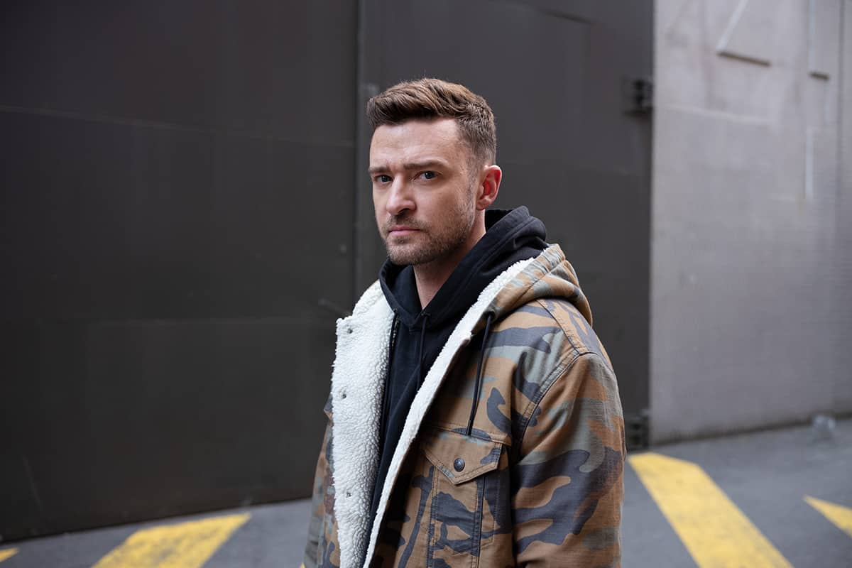 Levis x Justin Timberlake