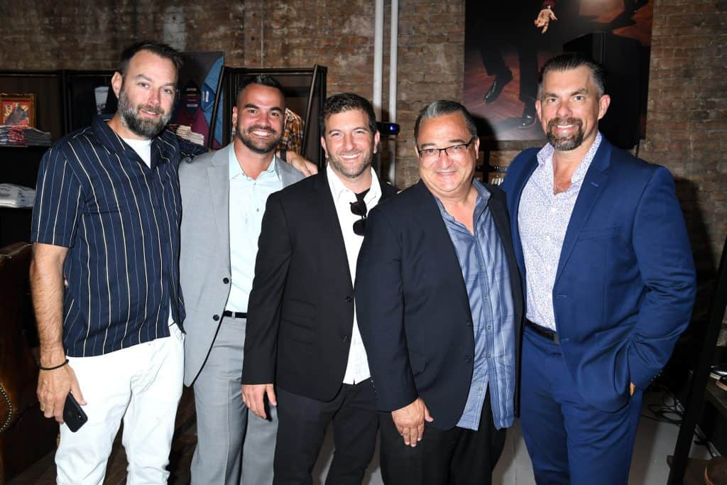 Ben Sherman SoHo NY Concept Store Launch Event