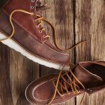 TODD SNYDER TEAMS UP WITH RED WING ON BOOT