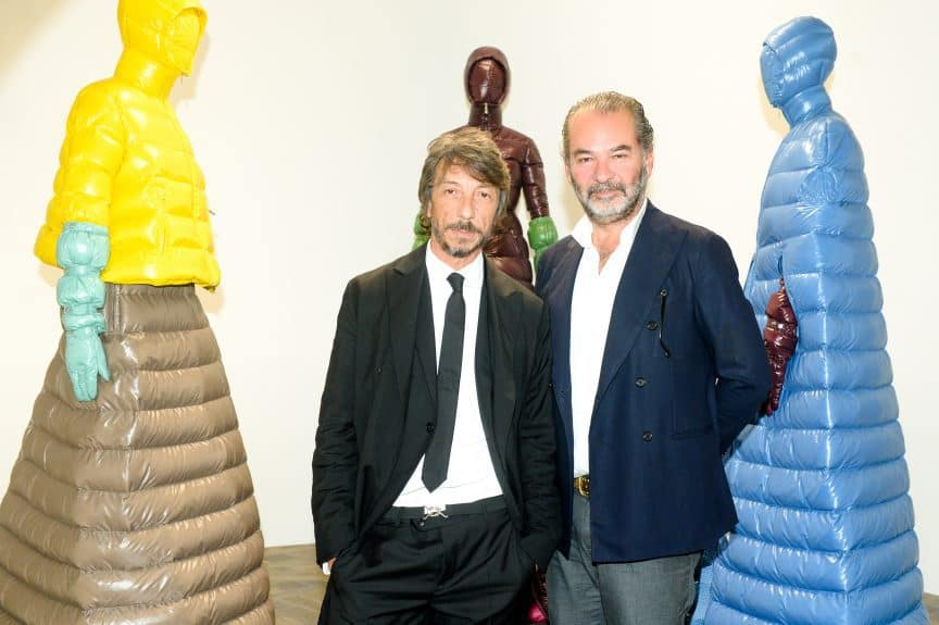 Remo Ruffini and Pierpaolo Piccioli