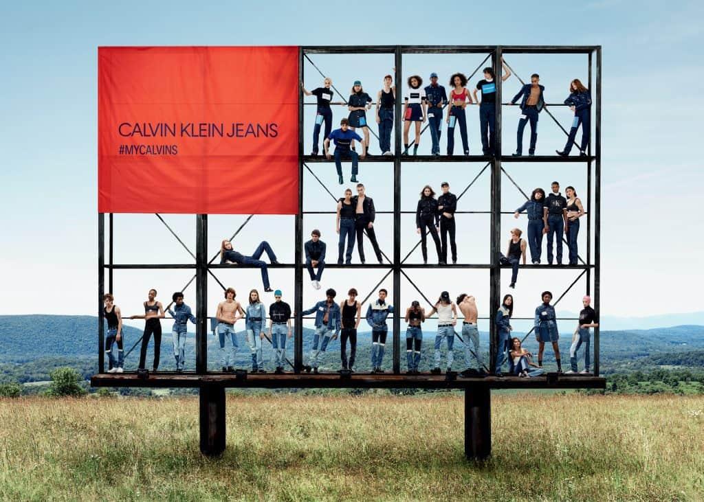 Calvin Klein Jeans x Amazon Fashion