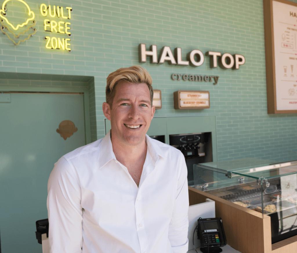 Justin Wolverton Halo Top
