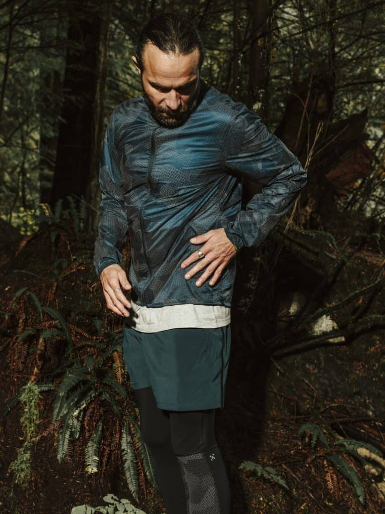Mr Porter x Lululemon