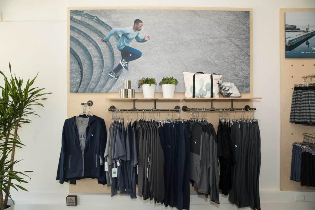 Vuori Clothing San Francisco
