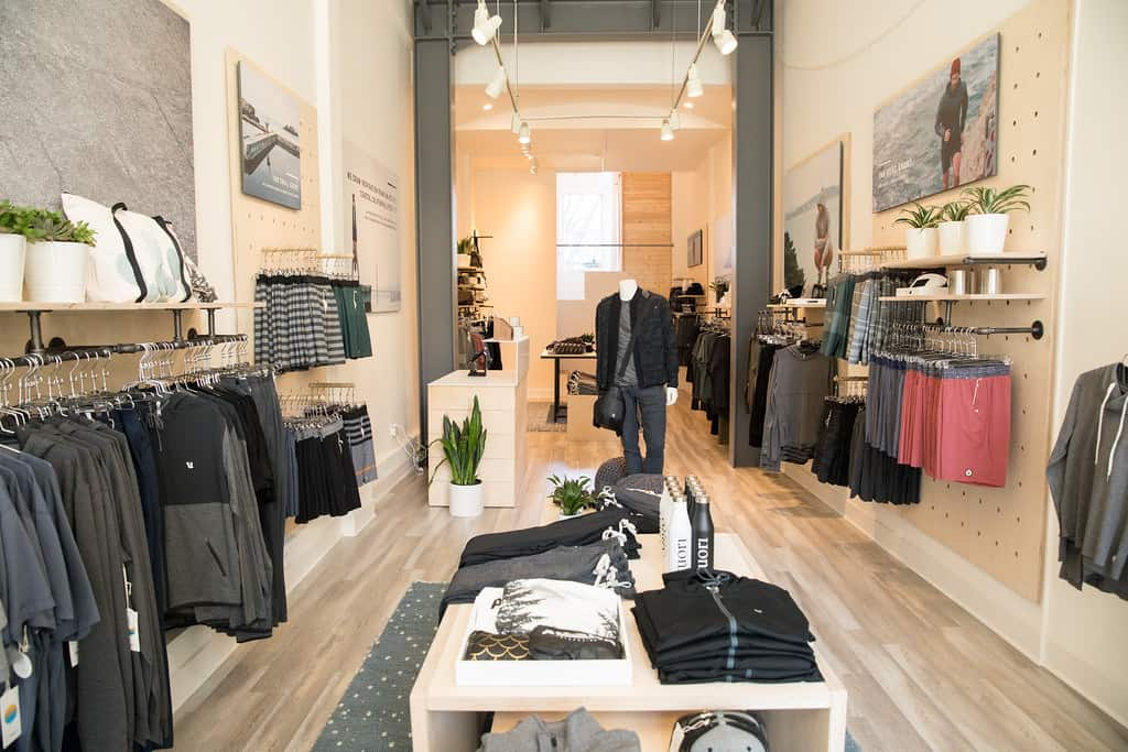 Vuori Clothing San Francisco