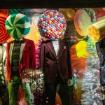 BERGDORF GOODMAN FILLS ITS HOLIDAY WINDOWS WITH GILDED TREATS AND SWEETS