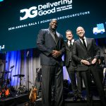 DELIVERING GOOD GALA RAISES $1.8 MILLION