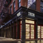 DIOR OPENS POP-UP IN NYC'S MEATPACKING DISTRICT