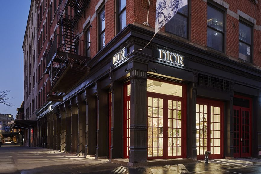 Dior Meatpacking