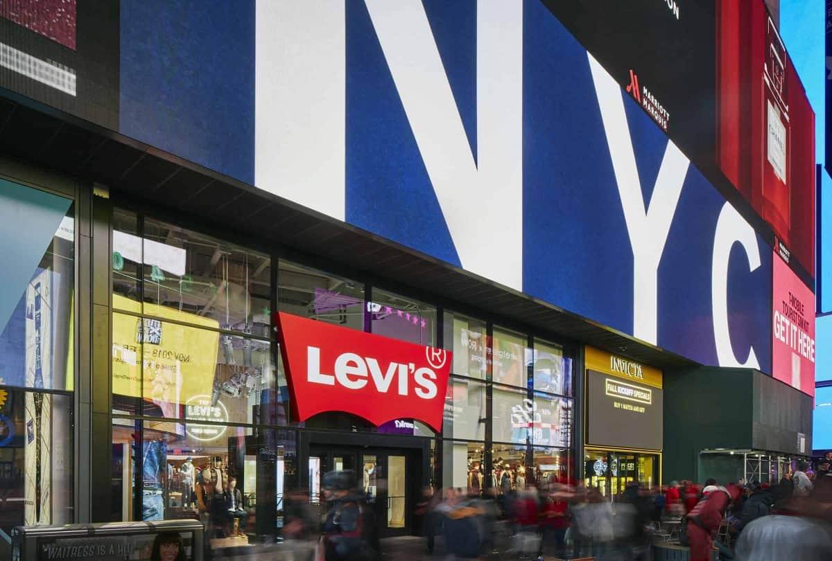 Levi's Times Square