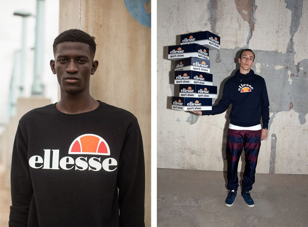 SPORTSWEAR BRAND ELLESSE TO RE-ENTER NORTH AMERICAN MARKET 56c1655d2ad