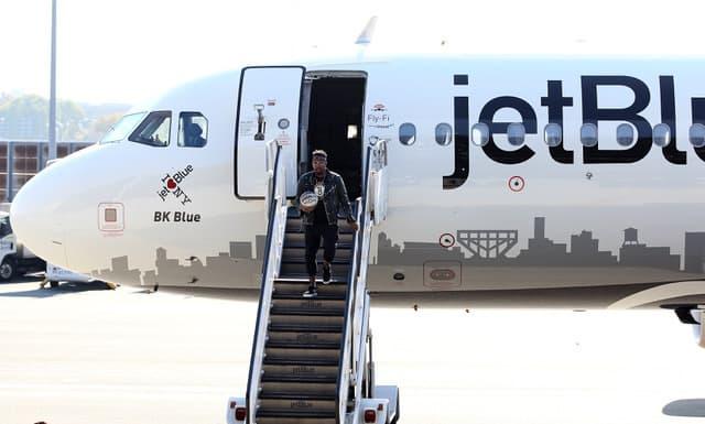 Jetblue x Brooklyn Nets