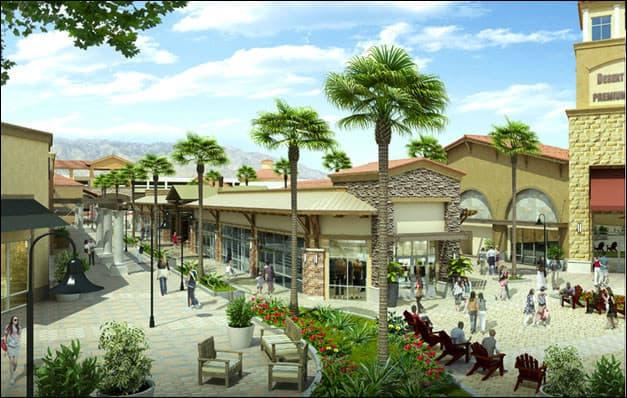 Simon Desert Hills Premium Outlets