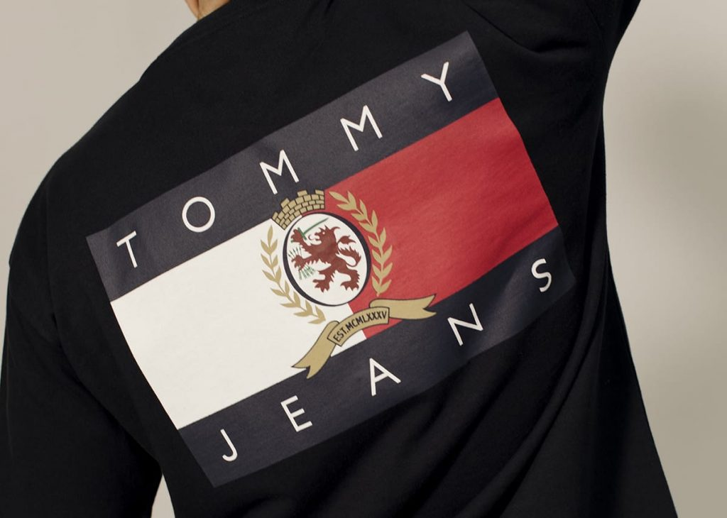 Tommy Jeans Crest