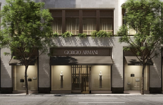 b74cb7fa97d The Armani Group and commercial property owner SL Green has announced plans  to redevelop the Giorgio Armani boutique at 760 Madison Avenue in New York  City.