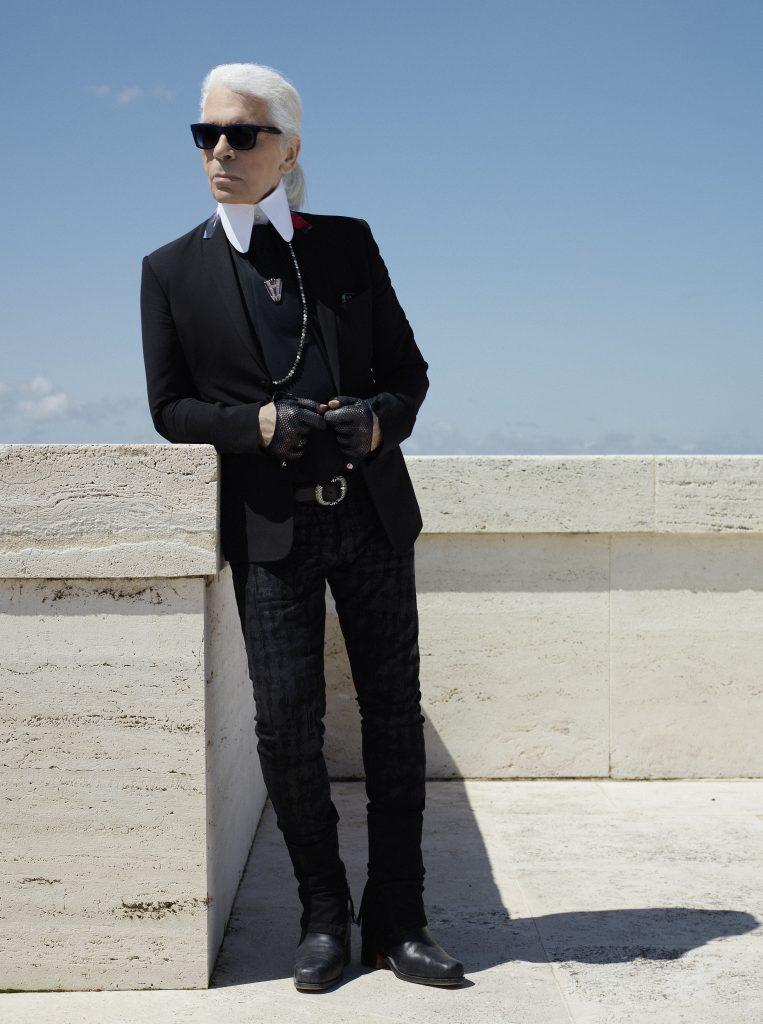 Iconic Fashion Designer Karl Lagerfeld Has Died Mr Magazine
