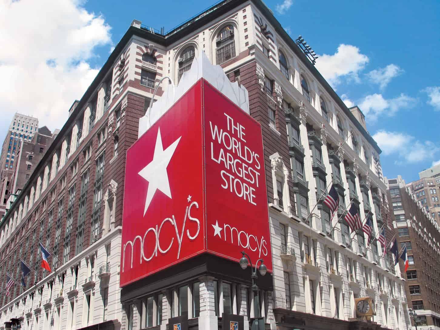 Macy's NYC Flagship