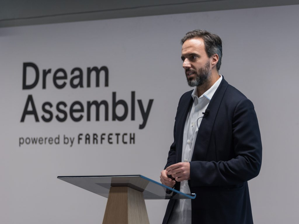 José Neves, Founder, Co-Chairman & CEO at Farfetch