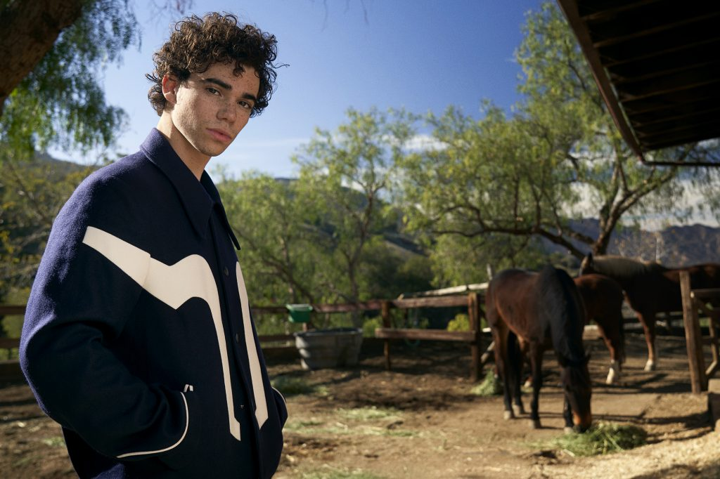 Cameron Boyce MR Magazine