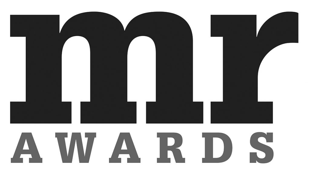 MR Awards logo