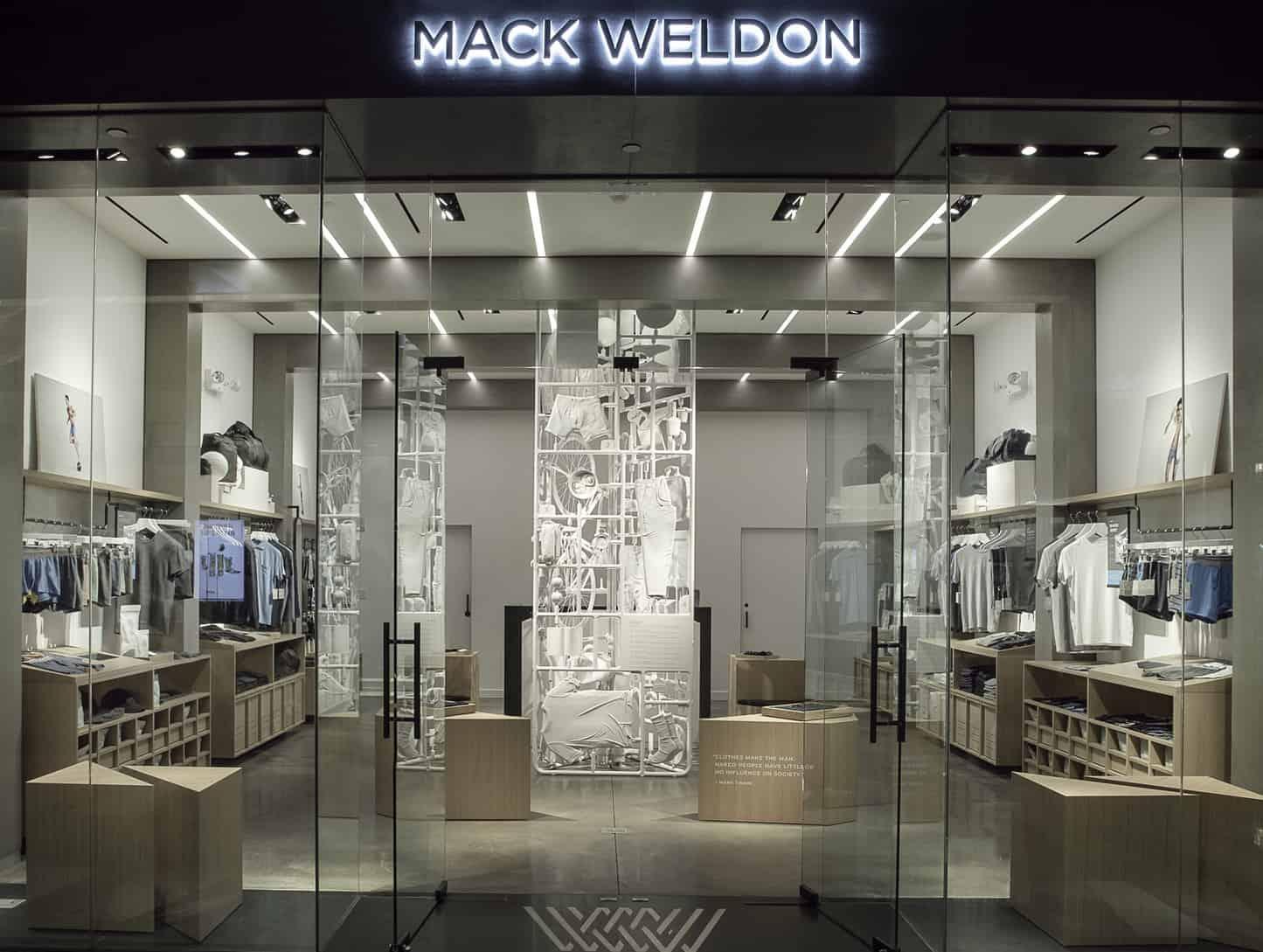 Mack Weldon store