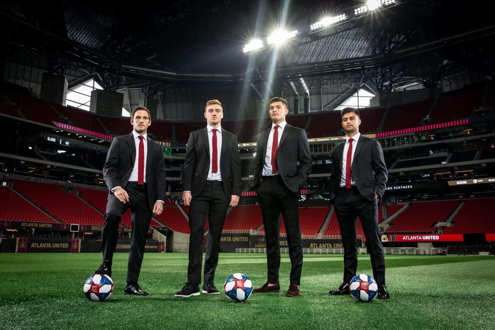 Knot Standard x Atlanta United FC