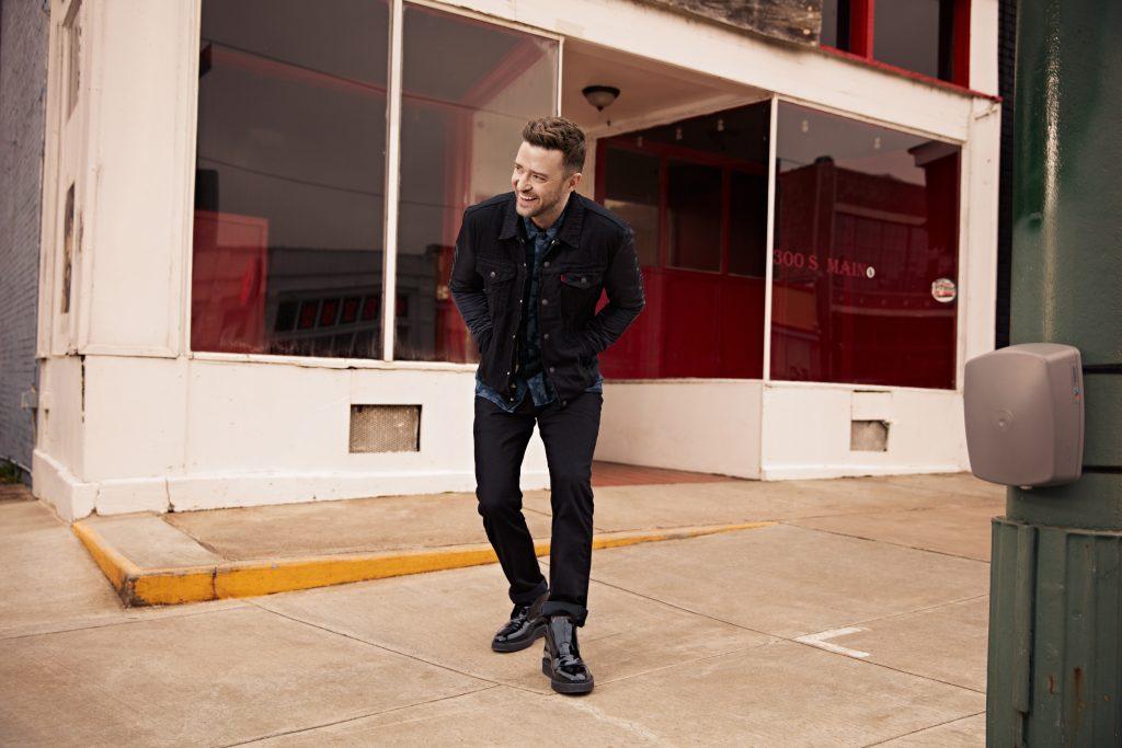 Justin Timberlake x Levi's