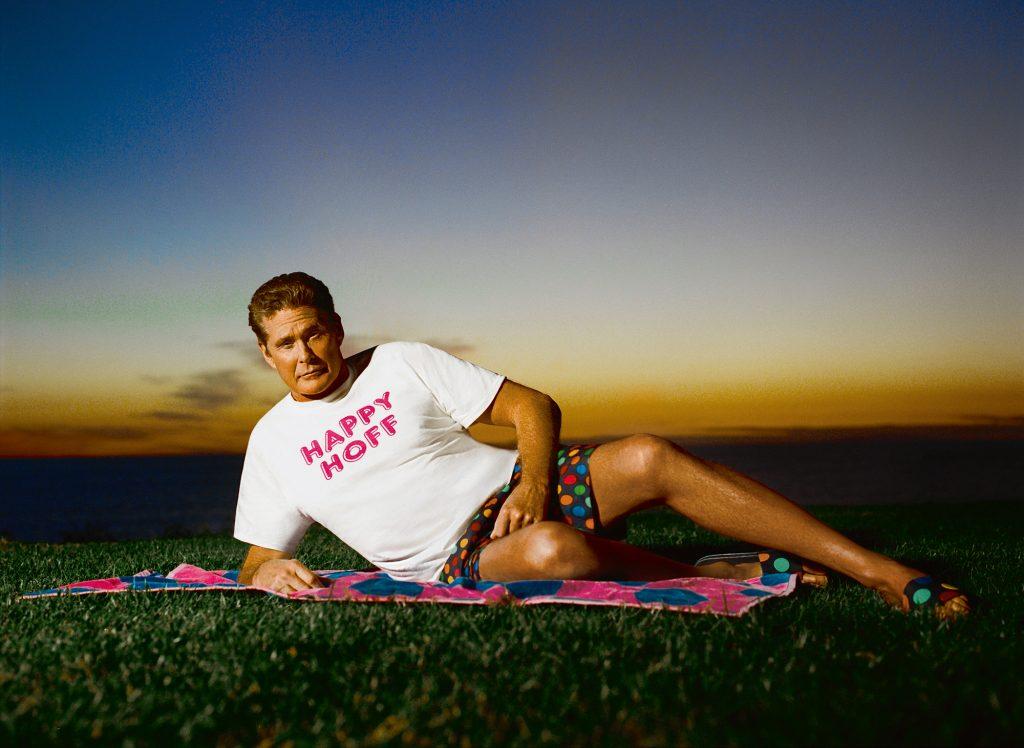 Happy Socks David Hasselhoff