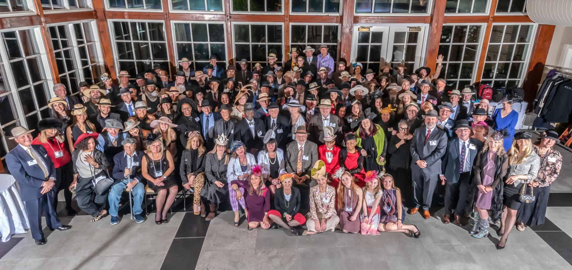 The Headwear Association 111th Annual Dinner Group Photo