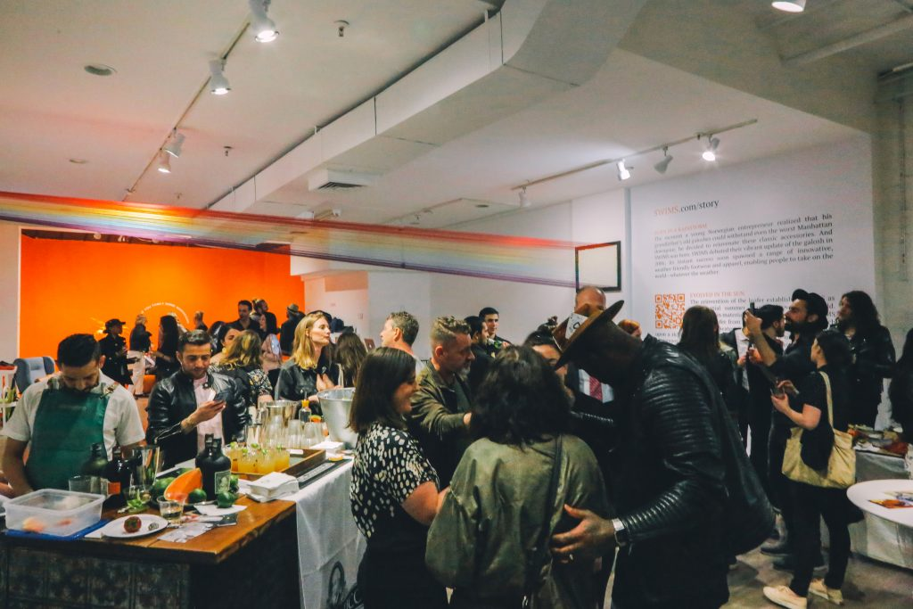 daaaa5765c5 SWIMS OPENS ITS FIRST-EVER POP-UP EXPERIENCE IN NEW YORK - MR Magazine