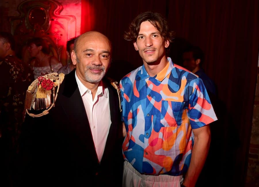 acheter en ligne 8f67c 7abd3 CHRISTIAN LOUBOUTIN HOSTS CIRCUS-THEMED PARTY IN PARIS - MR ...