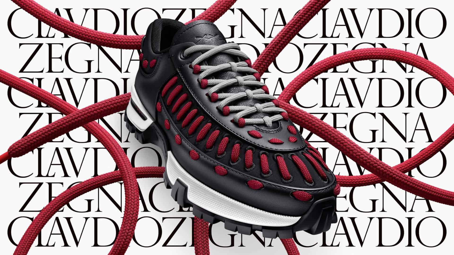 Ermenegildo Zegna My Claudio Sneaker