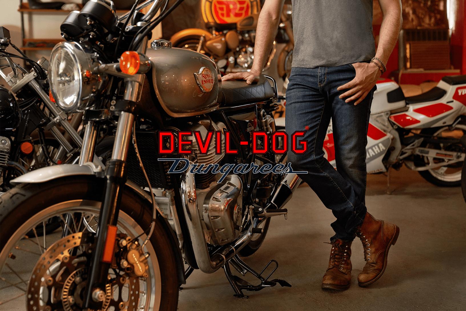DEVIL-DOG Dungarees