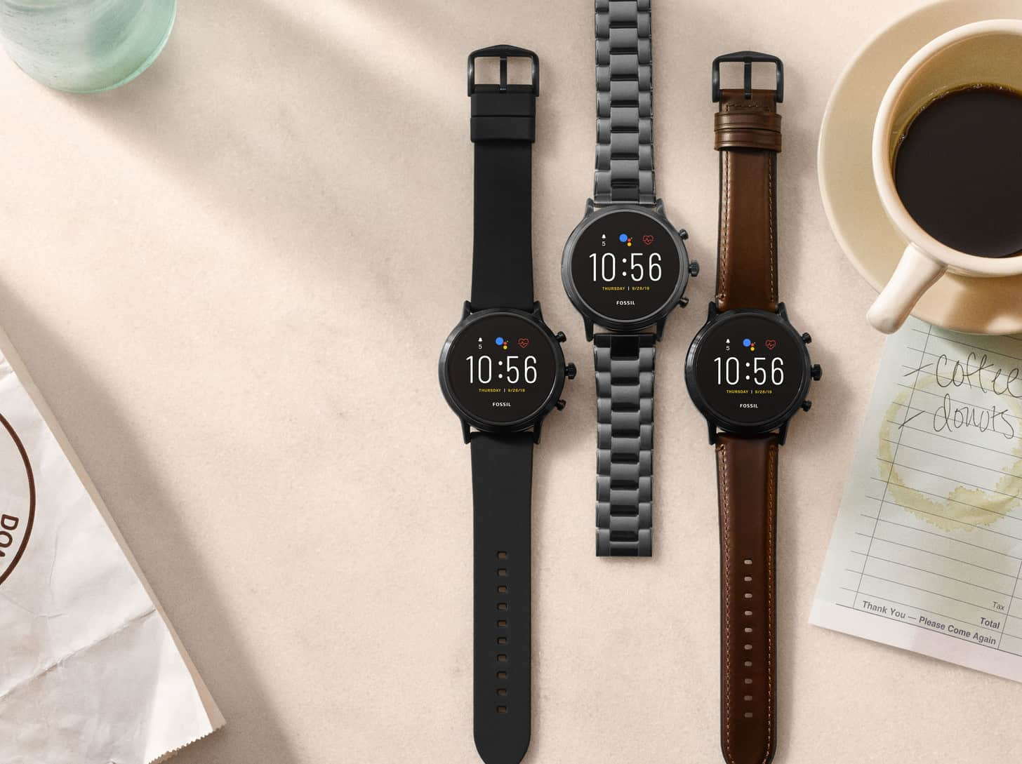 Fossil Group Smartwatch