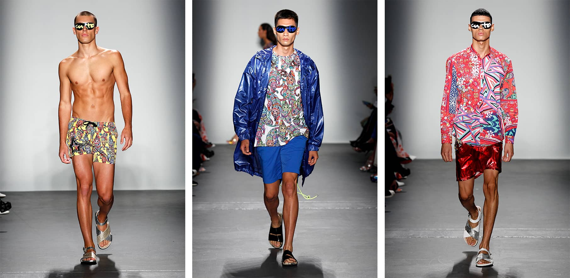 best service 820fd 62856 CUSTO BARCELONA RELAUNCHES MENSWEAR AT NEW YORK FASHION WEEK ...