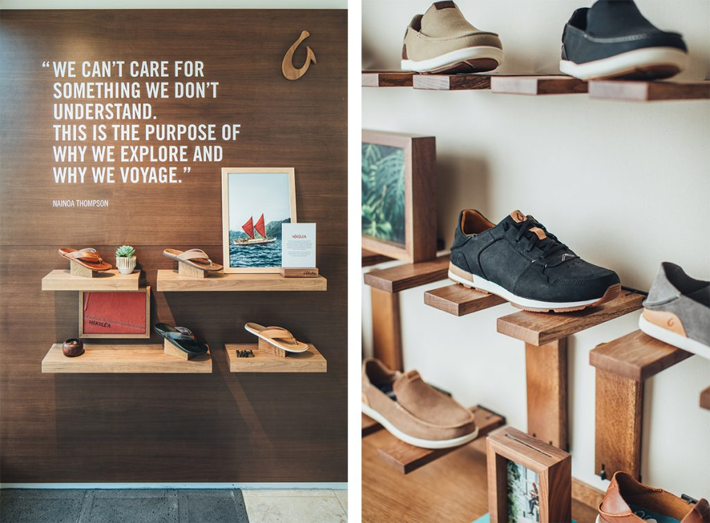 OLUKAI OPENS TWO STORES IN HAWAII - MR