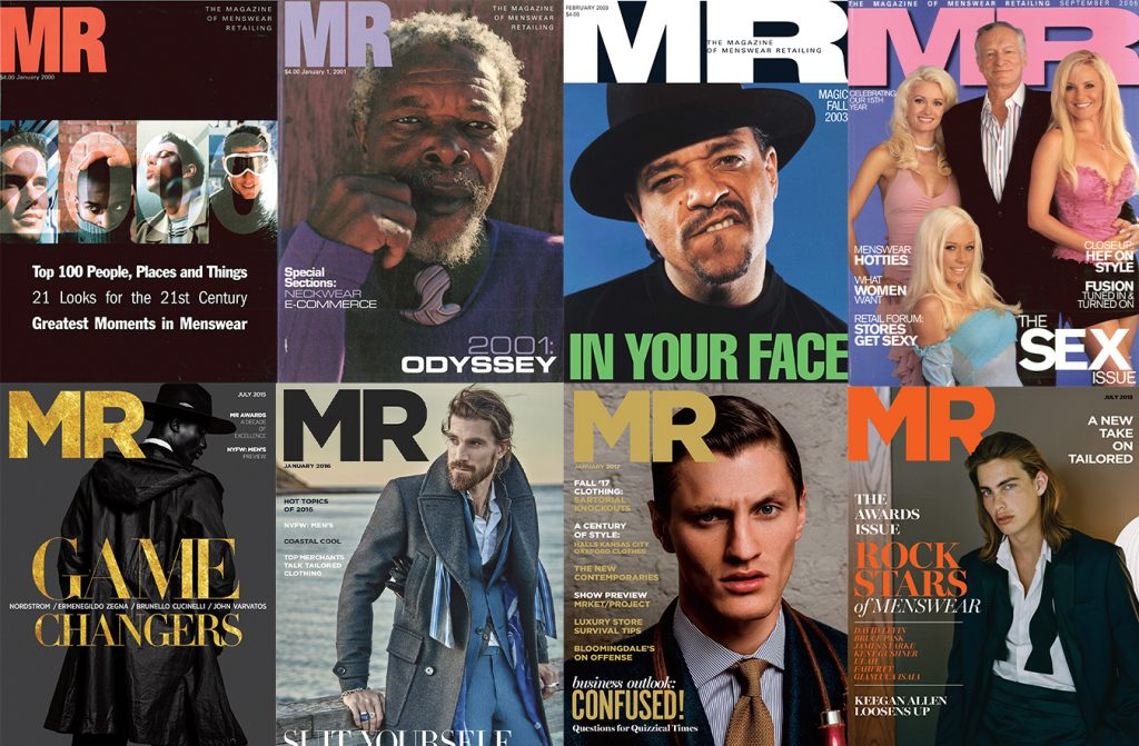 MR Magazine 2000s Covers