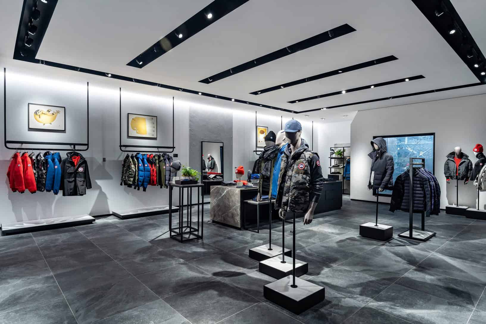CANADA GOOSE TO OPEN AT SOUTH COAST PLAZA - MR Magazine